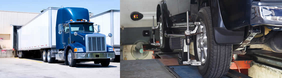 truck wheel alignment north queensland