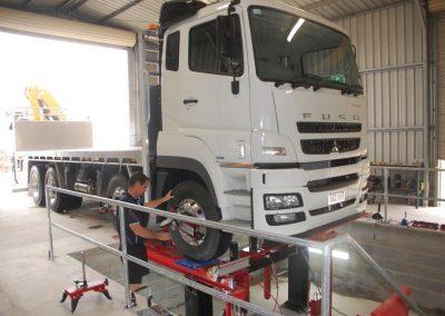 Top End Truck Align Cairns
