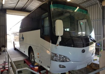 Bus Wheel Alignment Cairns