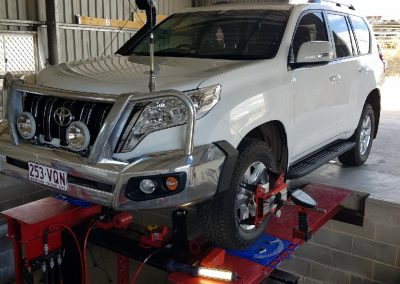 Top End Truck Align Cairns